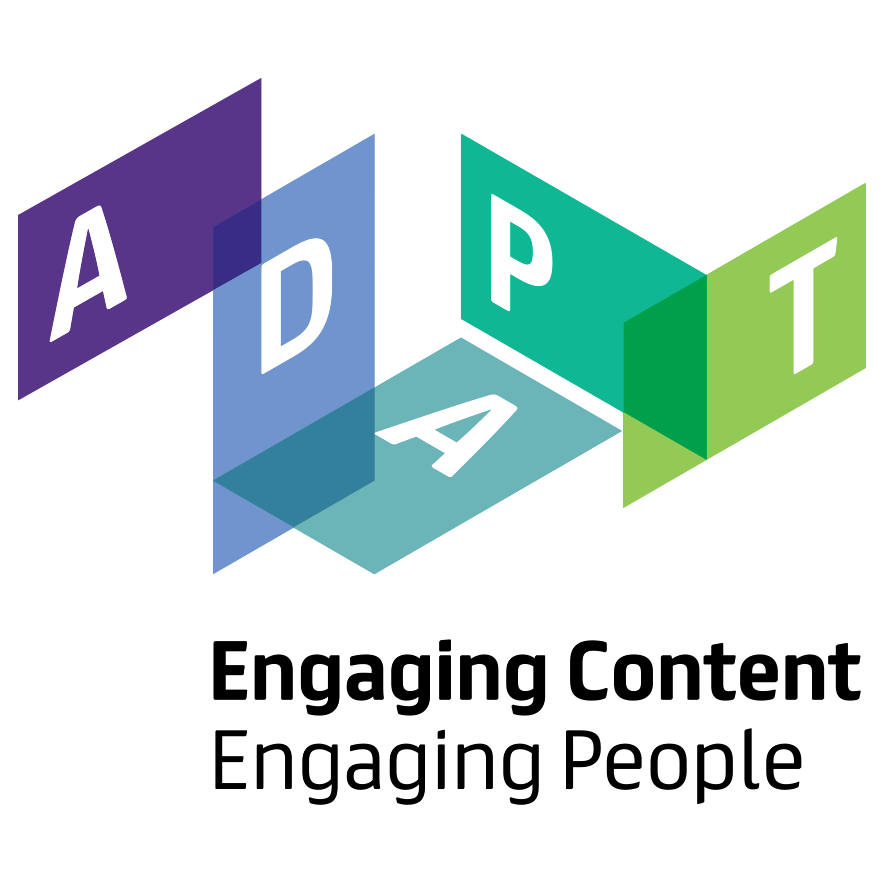 adapt centre logo